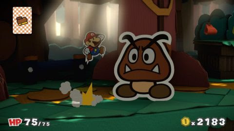 In Paper Mario: Color Splash, a mystery's afoot on Prism Island and only Mario can solve it by resto ...