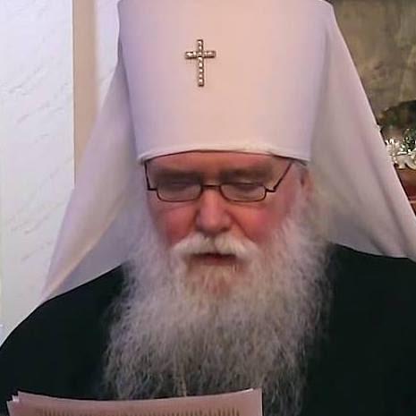 Митрополит Агафангел: Указ от 3 сентября 2016 г.