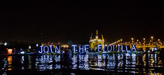 Join the Flotilla LED OLB sHellNO