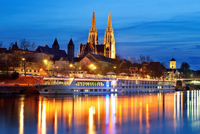 Christmas cruise - Regensburg - Uniworld