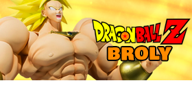 DRAGONBALL Z: S.H. FIGUARTS - BROLY