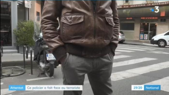 """TEMOIGNAGE FRANCE 3. """"Il a crié 'Je vais vous planter !'"""" : le policier qui a utilisé son Taser contre Khamzat Azimov raconte leur face-à-face"""