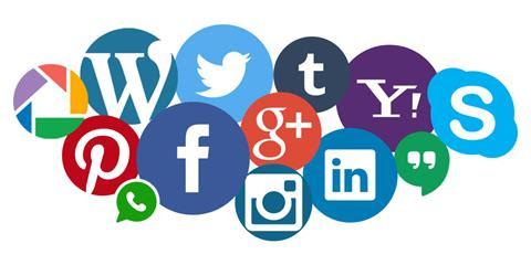 Social Medial Icons