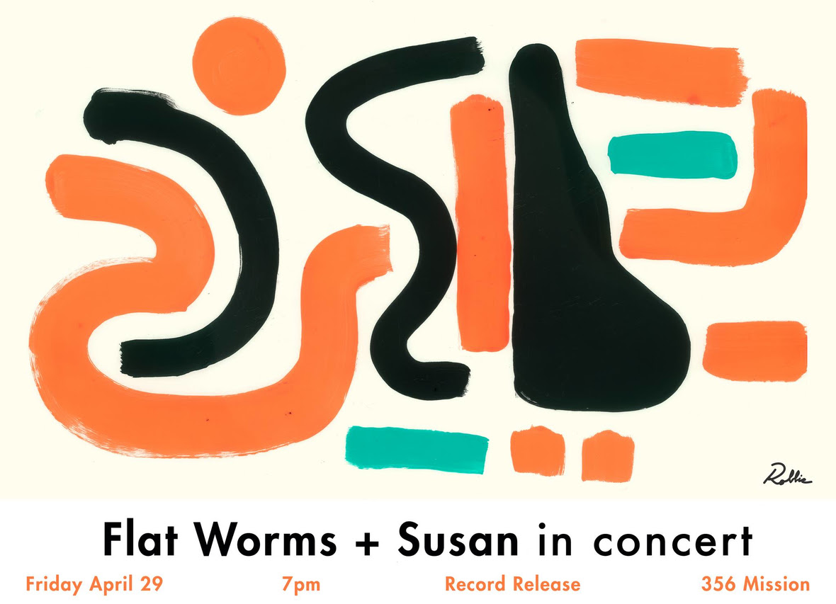 Susan Flat Worms LA