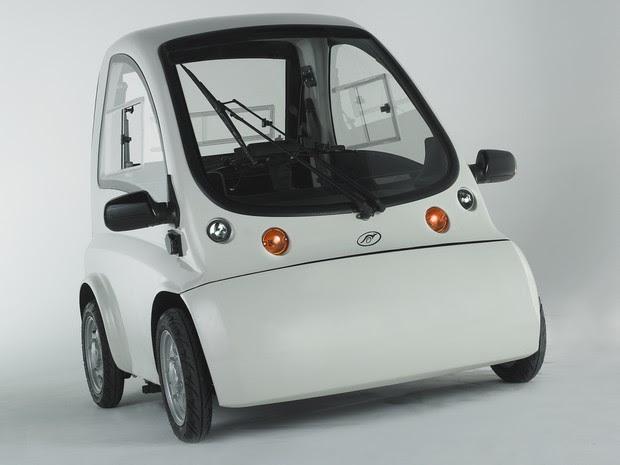 Kenguru, carro para cadeirantes (Foto: Divulgação)