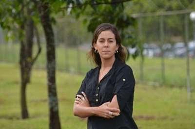 Dayane Freire está cursando pós-graduação em desenvolvimento de sistemas para se sair melhor na função
