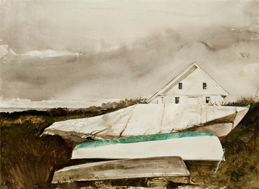 UnderTheInfluence AndrewWyeth SailLoft 520x379