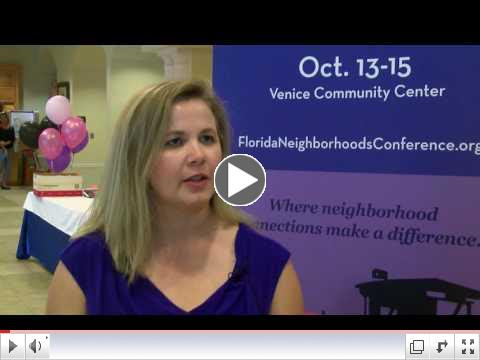 2016 Florida Neighborhood Conference in Venice, FL