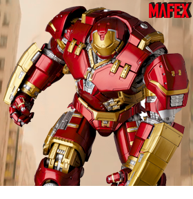 HULKBUSTER MIRACLE ACTION FIGURE EX