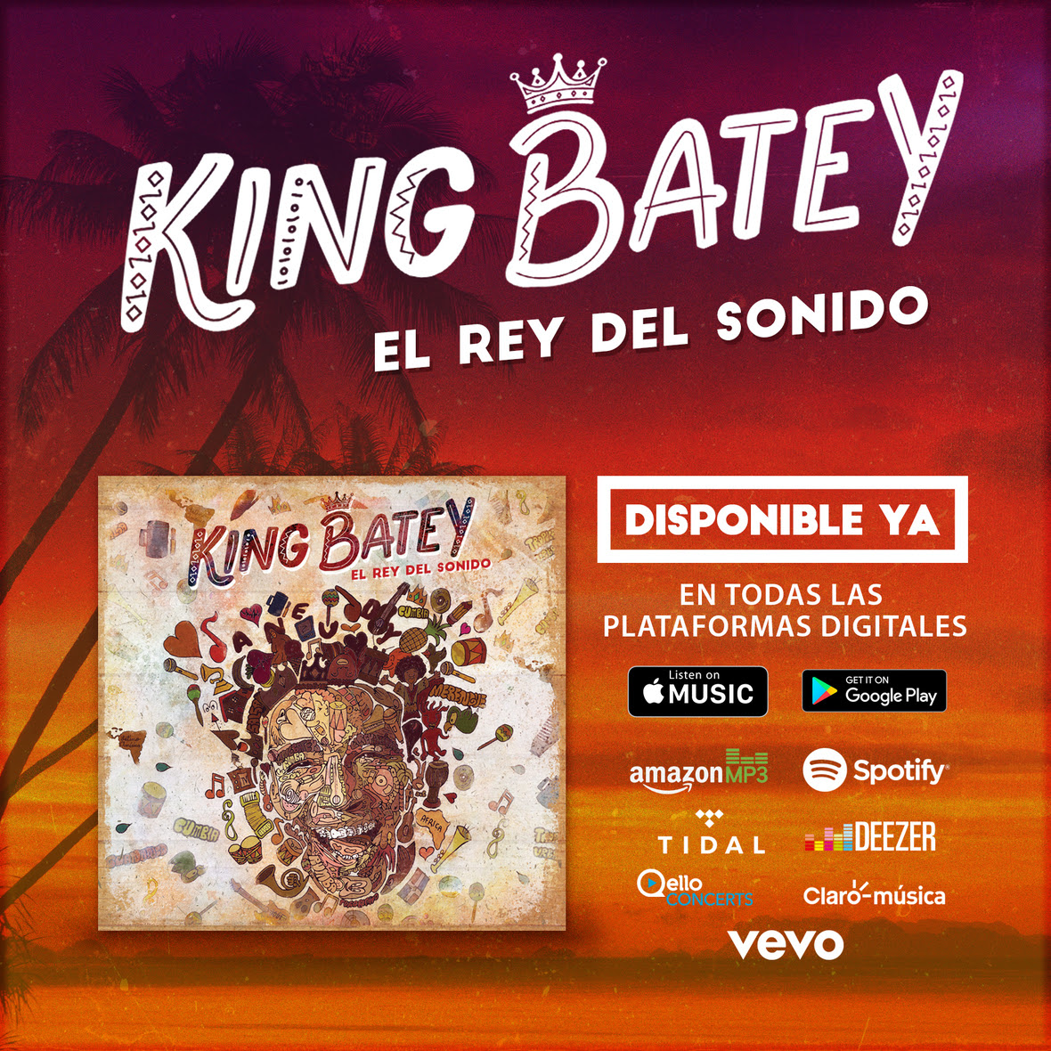 King Batey Album Release