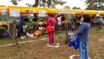 """AgroRural ejecutó 1.964 Mercados Midagri """"De la Chacra a la Olla"""" en la tercera semana de agosto de 2021"""
