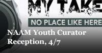 NAAM Youth Curator Reception, 4/7