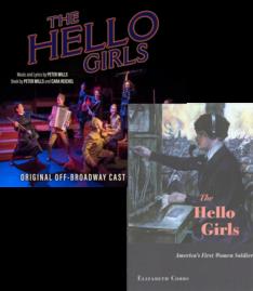 Hello Girl Diagonal