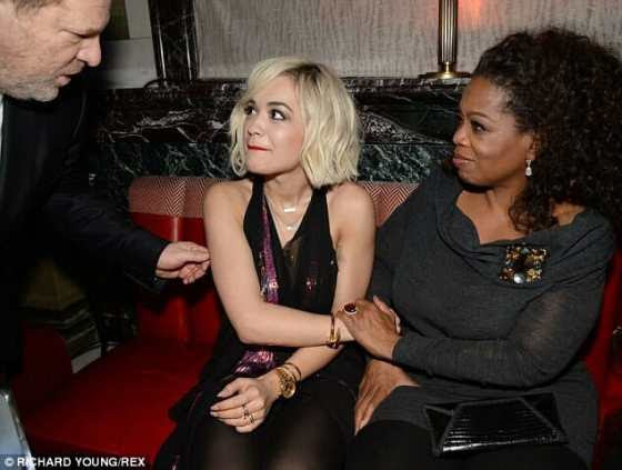 Weinstein Oprah actress