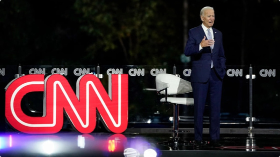 Healing bombs? CNN's love affair with airstrikes continues, as network gushes over Biden attack on Syria Image-727