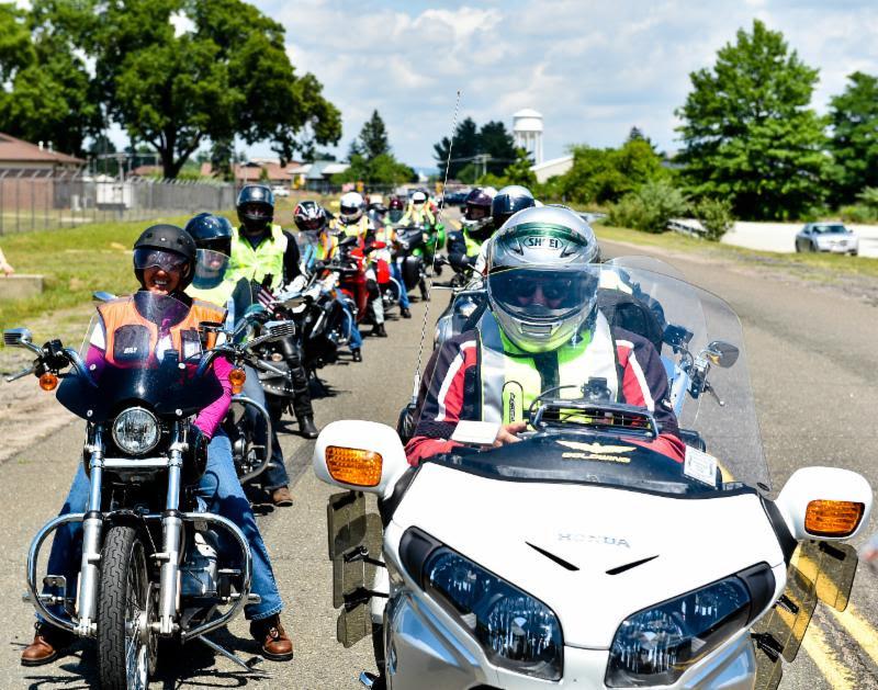 Sisters Centennial Ride