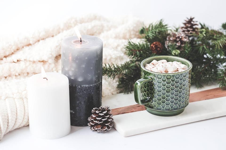 candle cocoa