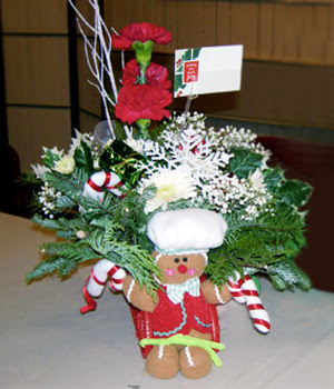 Kids Holiday Centerpiece