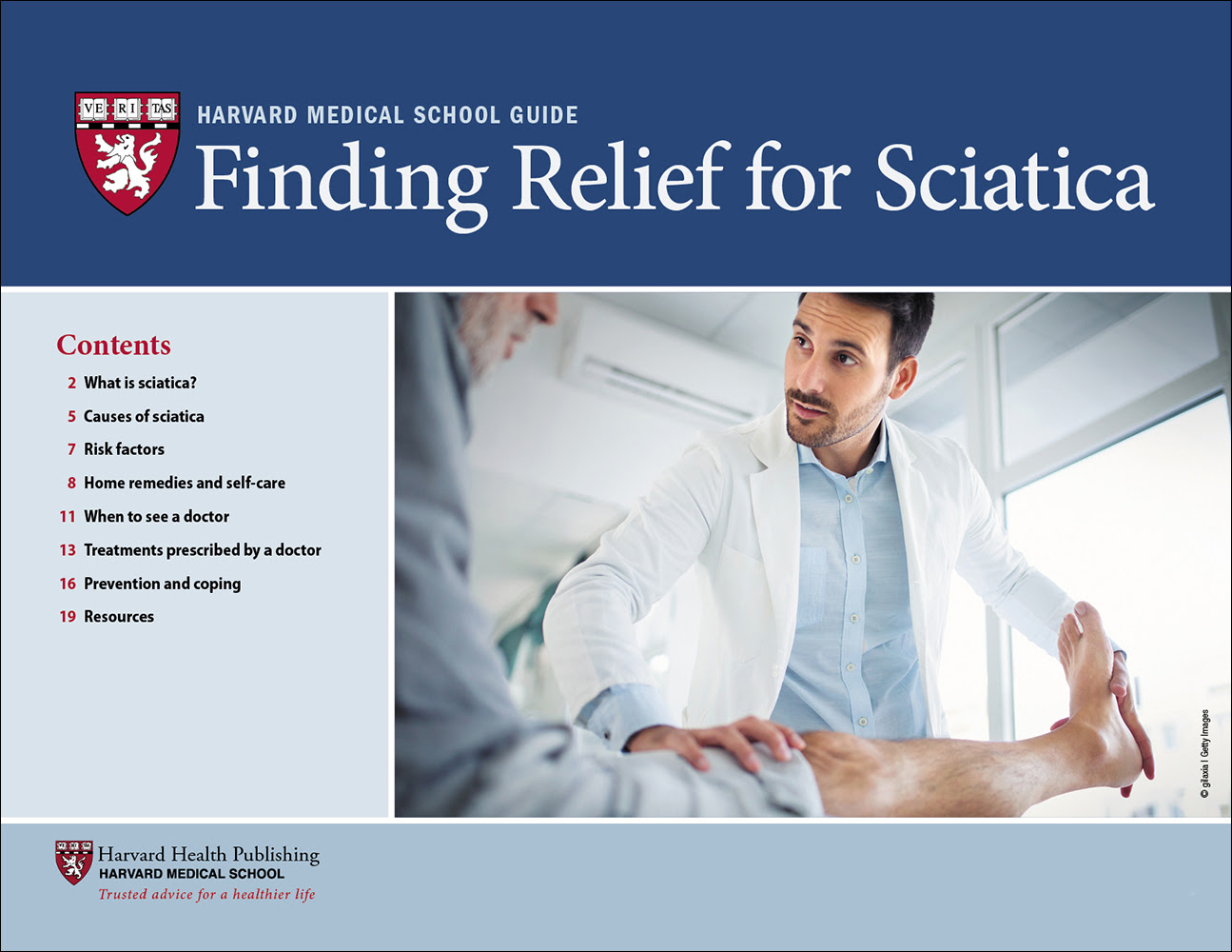 Finding Relief for Sciatica
