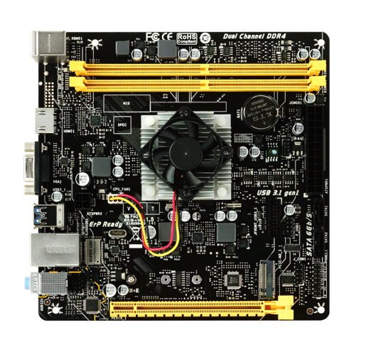 BIOSTAR Launches Gaming-Ready A10N-8800E SoC Motherboard! content Picture2