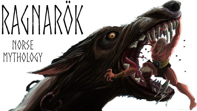 Ragnarok! Norse Mythology Creatures (Video)