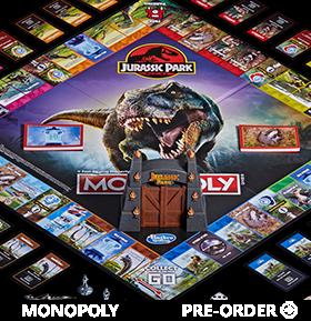 Monopoly: Jurassic Park Edition