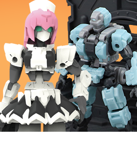 Number 57 Armored Puppet