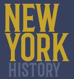 New York History Journal logo