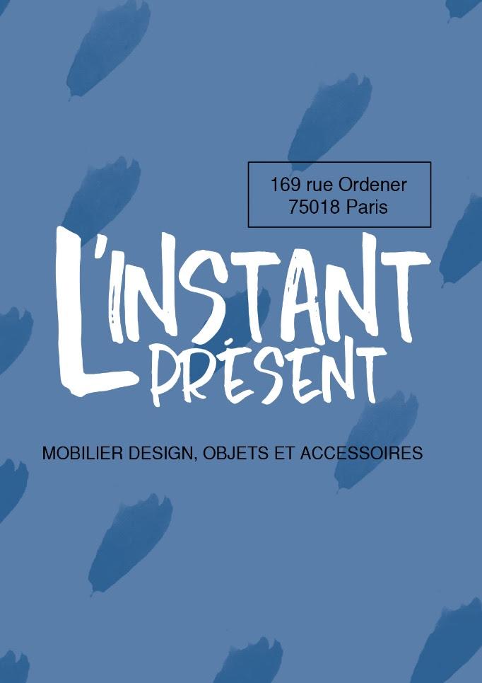 L'Instant Présent boutique de créateurs Paris