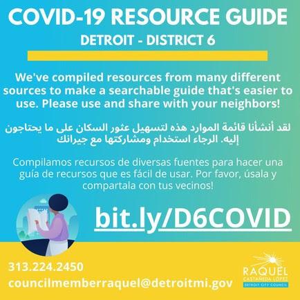 covid resource guide