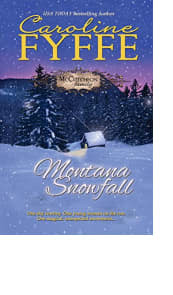 Montana Snowfall by Caroline Fyffe