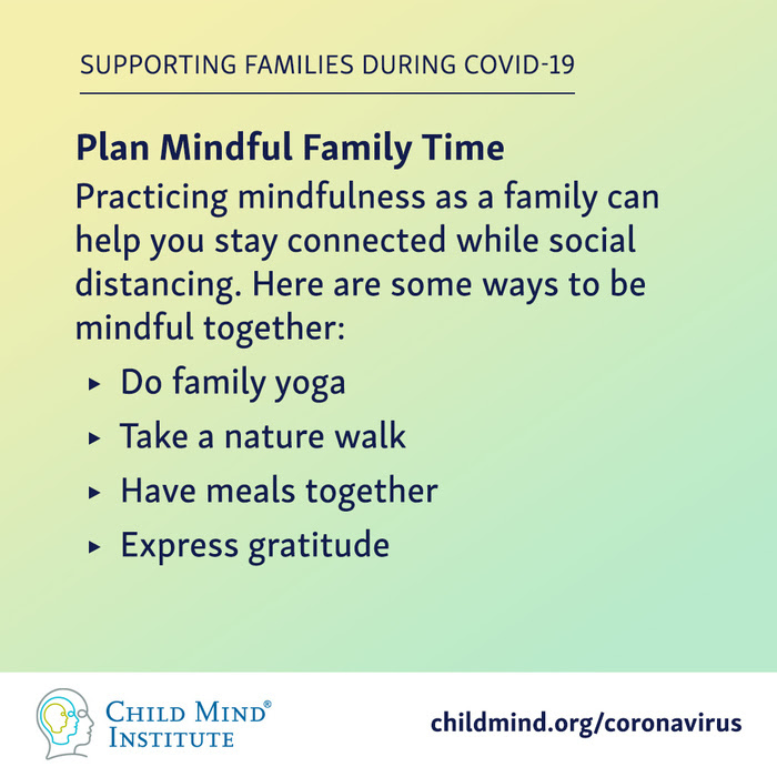 COVID-19 Daily Tip