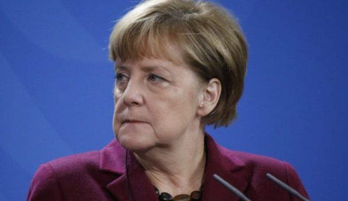 Germany: Merkel stalks out of parliament after AfD leader hits her support for Muslim migrant inundation