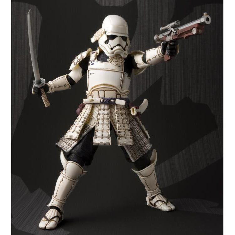 Image of Star Wars Mei Sho Movie Realization Ashigaru First Order Stormtrooper