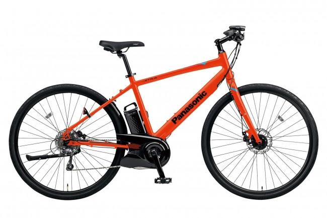 電動アシスト自転車「ジェッター」(BE-ELHC49)