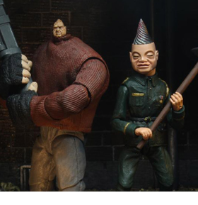 Puppet Master Ultimate Pinhead & Tunneler Two-Pack