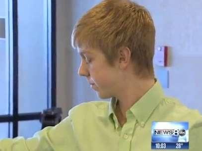 Ethan Couch em imagem de vídeo da rede americana ABC Foto: ABC