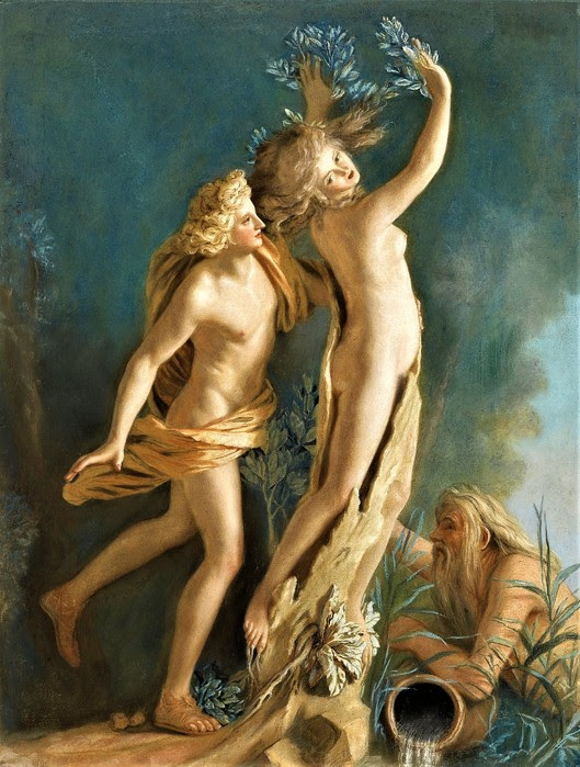 Аполлон и Дафна,по Лоренцо Бернини в коллекции Боргезе в Риме (Apollo and Daphne)    1736     66.2 х 51.2  бумага, пастель  Амстердам, Рейксмузеум (529x700, 119Kb)