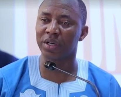Again, Omoyele?Sowore seeks bail in fresh court application