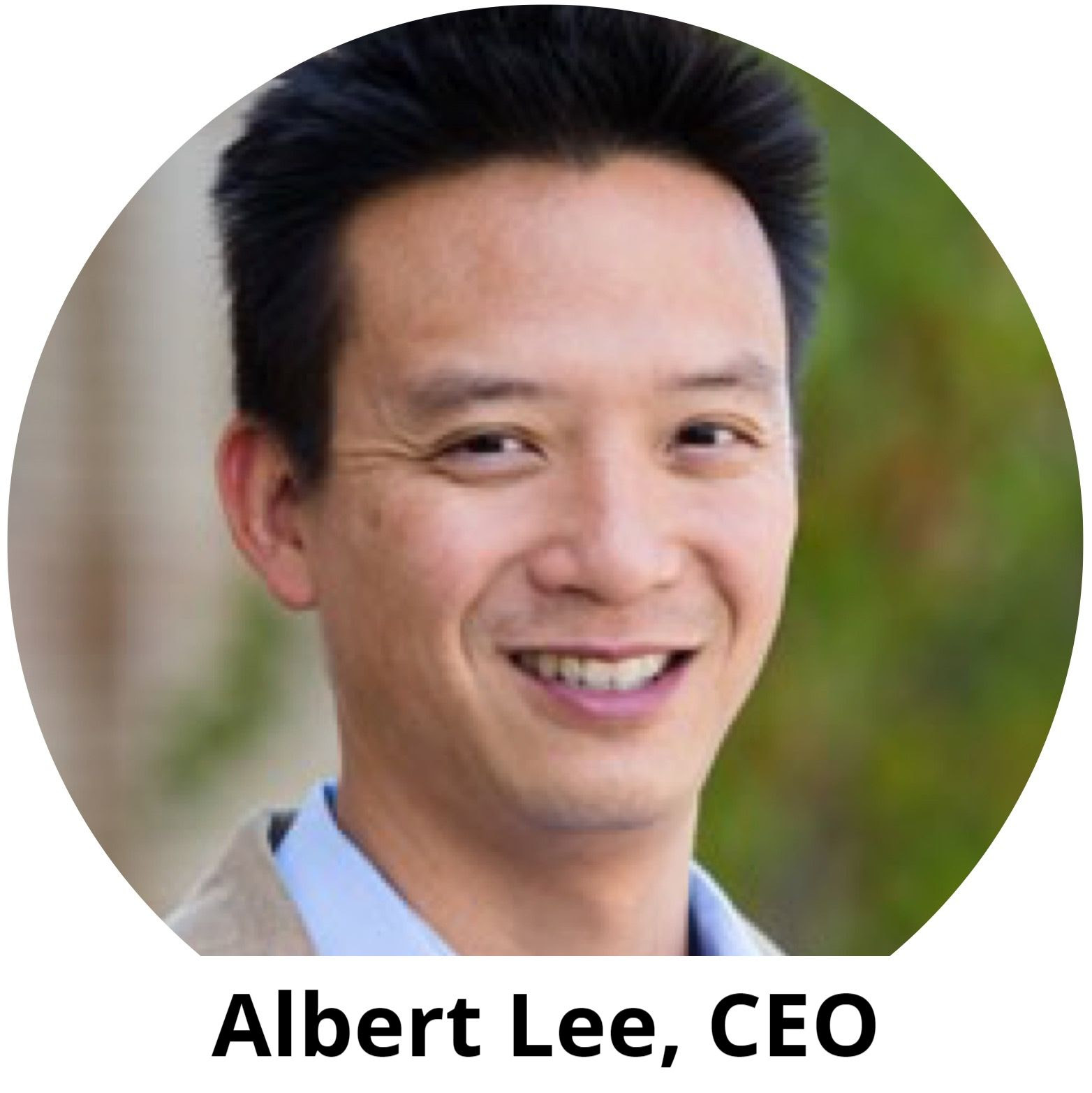 Albert Lee, CEO