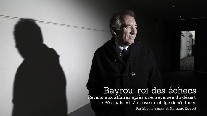 François Bayrou, roi des échecs