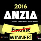 ANZIA Winner