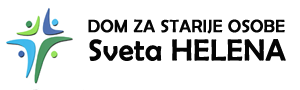 Logotip Doma za starije Sveta Helena sa transparentnom podlogom