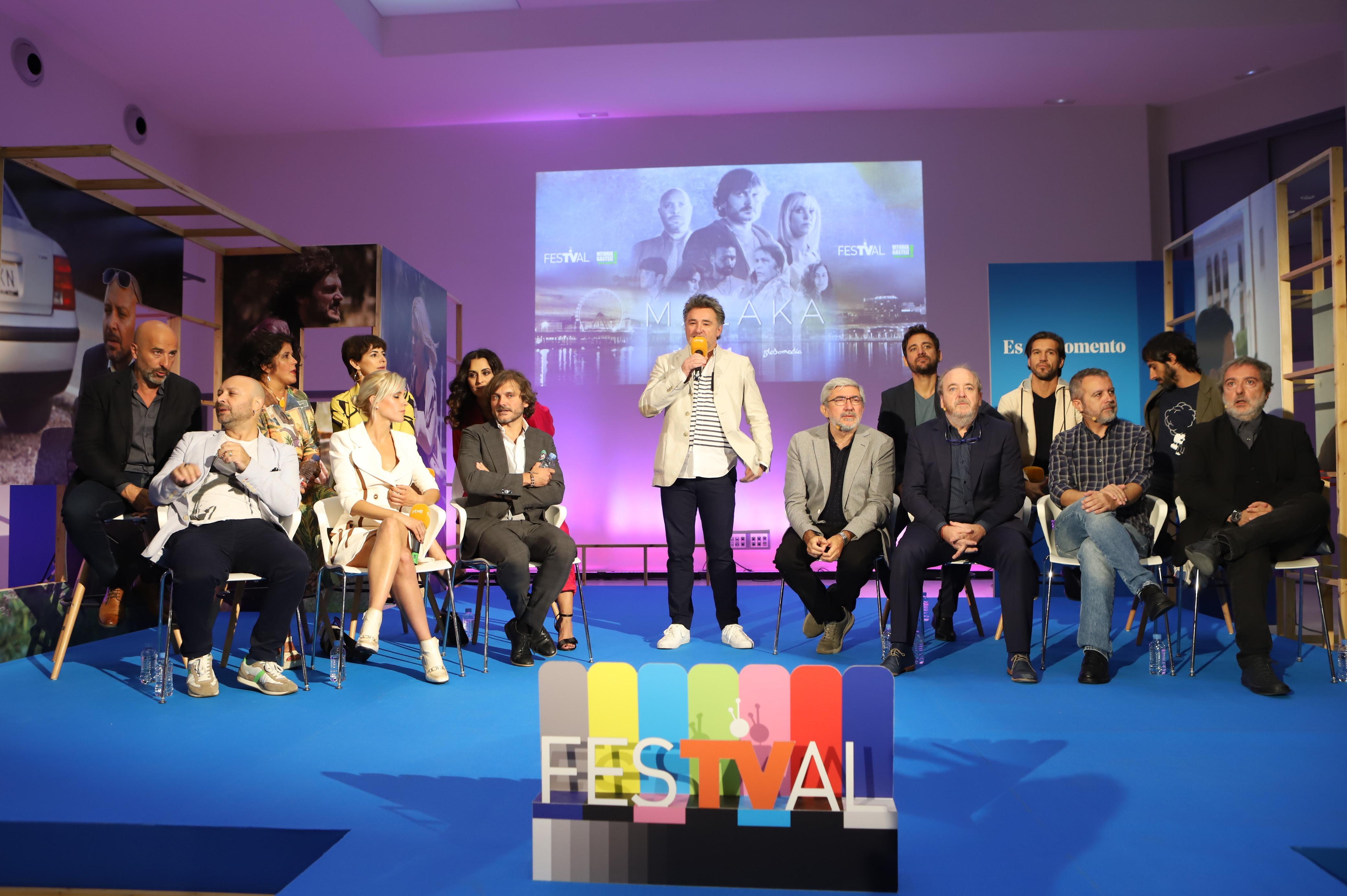 Presentación de 'Malaka', en el FesTVal