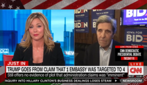 """Kerry on Obama administration's $1,700,000,000 payment to Iran: """"We gave them a little bit of money"""""""