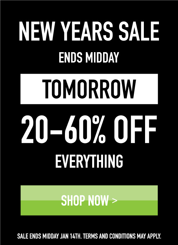 New Years Sale  20%-60% OFF Everything + Free Shipping On All Order Over 70$  at Everme.com.au