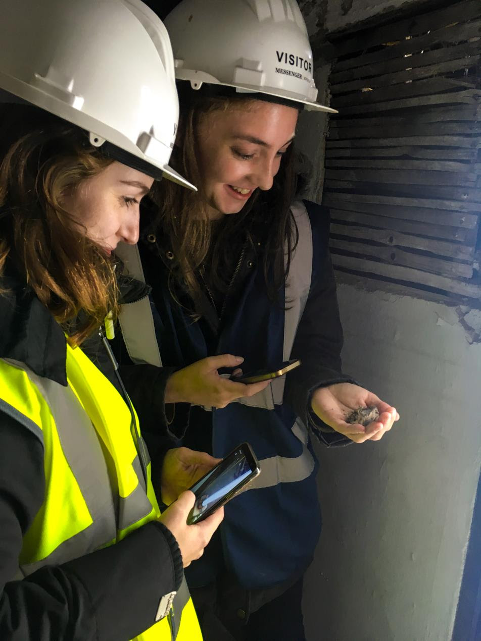 Students discover Elizabethan House