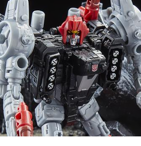 Transformers Generations Selects Deluxe Cromar