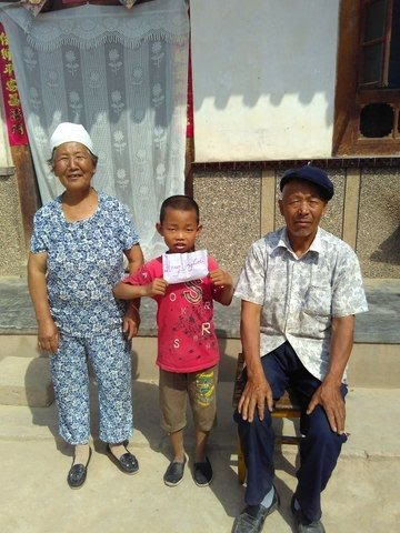 The families of these students are poor farmers. Often like Jincai  they are living only with grandparents.