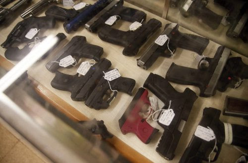 Gun Background Checks Hit Record after Terrorist Attacks